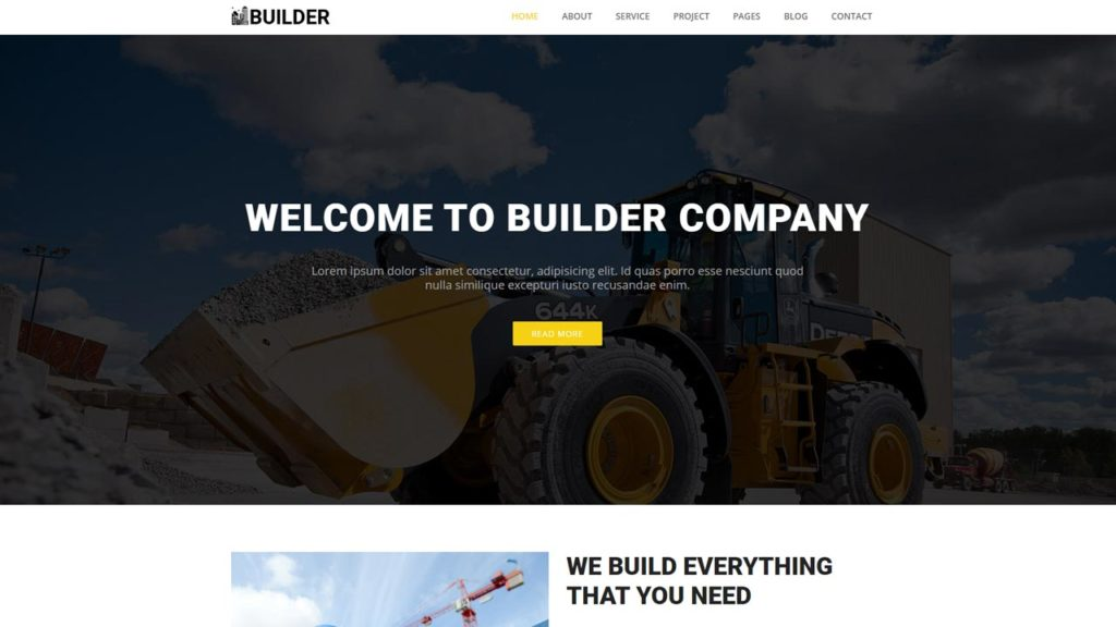 Free Construction Templates